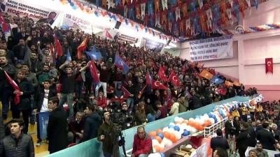 Cumhurbaşkanı Erdoğan: 'Bahçeli'nin kararı nice oyunları şimdiden bozan dirayetli bir karardır' - YOZGAT