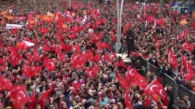 """Cumhurbaşkanı Erdoğan: """"Karşımızdaki o CHP zihniyeti bu milletten gereken dersi alacak"""" - TOKAT"""