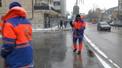 Doğu Anadolu'da kar yağışı yeniden başladı