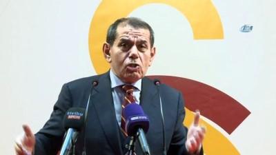 """Dursun Özbek: """"Galatasaray için bu süreyi istiyorum' -2-"""