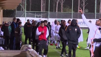 Galatasaray-Viitorul hazırlık maçının ardından - Latovlevici - ANTALYA