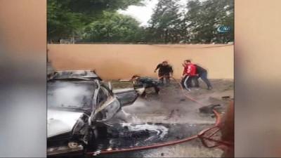 - Hamas yetkilisinin aracında patlama