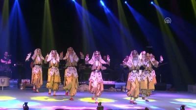'Kültürlerin Dansı ile Reng-i Hakkari' etkinliği - HAKKARİ
