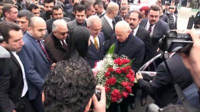 MHP Genel Başkanı Bahçeli Osmaniye'de (1)