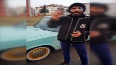 Muayeneden geçemeyen Hacı Murat sahibinin videosu izlenme rekoru kırıyor