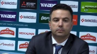 Muratbey Uşak - Trabzonspor maçın ardından