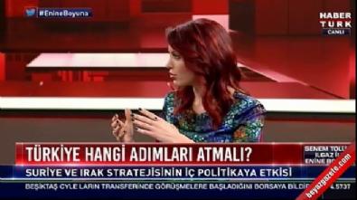 Nagehan Alçı'dan Hasip Kaplan yorumu