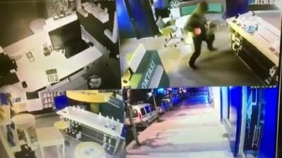 Telefon dükkanlarına dadanan hırsızlık çetesi bu kez kaçamadı