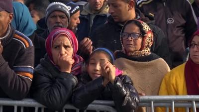 Tunus'ta devrimin yedinci yıl dönümü - Tunus Cumhurbaşkanı Sibsi - TUNUS