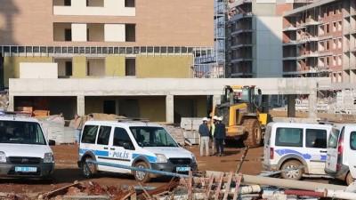 17. kattan düşen işçi hayatını kaybetti - DENİZLİ