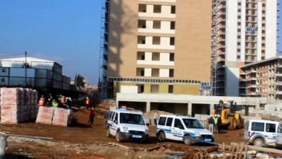 17'nci kattan düşen inşaat işçisi hayatını kaybetti