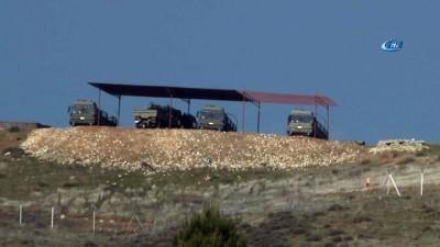 40 kilometre menzilli Hawk füzeleri Afrin'e doğuruldu
