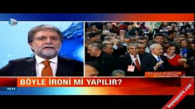 Ahmet Hakan'dan Bülent Tezcan'a: Gidin trollük yapın