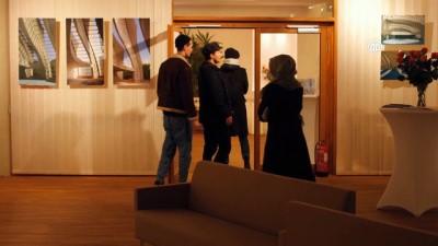 maneviyat - Almanya'da hüsnühat sergisi - KÖLN