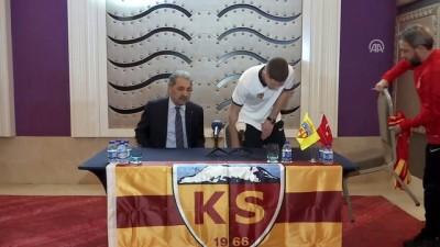 Artem Kravets, Kayserispor'da - ANTALYA