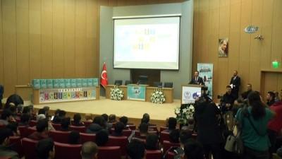 """Bakan Osman Aşkın Bak; """"Artık Türkiye olarak biz de yüksek teknolojiye geçmek durumundayız"""""""