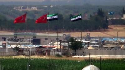 Birlikler Afrin'e beklenen operasyon öncesi Suriye sınırında teyakkuzda