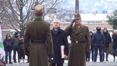 - Budapeşte Büyükelçisi Oktay güven mektubunu Macaristan Cumhurbaşkanı'na sundu