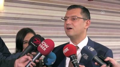 CHP Grup Başkanvekili Özel - Bahçeli'nin CHP'ye yönelik eleştirileri - ANKARA