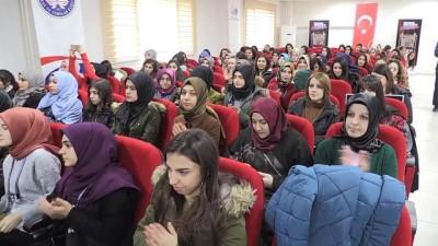Diyarbakır'da KYK Tematik Kış Kampı