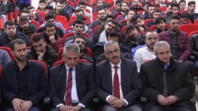 Erzurum'da KYK Tematik Kış Kampı