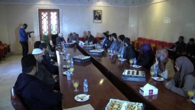 Fas'ta Türk öğrenciler için sertifika töreni - RABAT