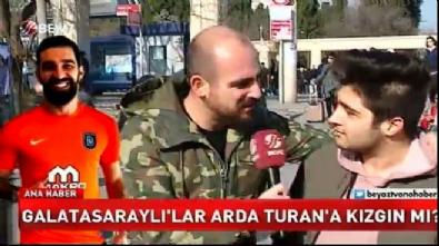 Galatasaraylılar Arda Turan'a kızgın mı?