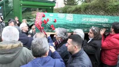 Gazeteci Avcı, son yolculuğuna uğurlandı - İSTANBUL