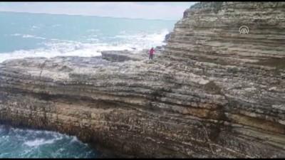 Kayalıklarda ceset bulundu - KOCAELİ