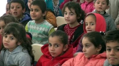 Kırsaldaki çocuklar için 'Mahalleme Tiyatro Geldi Projesi' - MARDİN