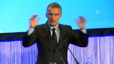 NATO Genel Sekreteri Stoltenberg - STOCKHOLM