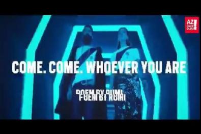 'Ne olursan ol yine gel' temalı #ComeToBeşiktaş reklamı