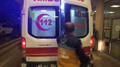 Otomobil çekiciye çarptı: 1 çocuk hayatını kaybetti, 4 kişi yaralandı