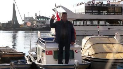 Poyraz Marmara'da etkisini kaybetti - TEKİRDAĞ