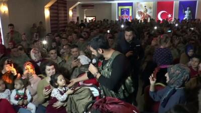 Şarkıcı Yusuf Güney'in katıldığı moral konseri - DİYARBAKIR