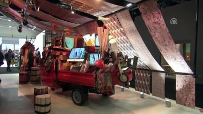 Uluslararası Köln Mobilya Fuarı açıldı - KÖLN