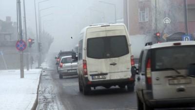 Yoğun sis - KARS