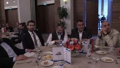 AKTOB'un ocak ayı toplantısı - AKTOB Başkanı Yağcı - ANTALYA