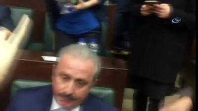 Anayasa Komisyonu Başkanı Şentop'tan ittifak açıklaması