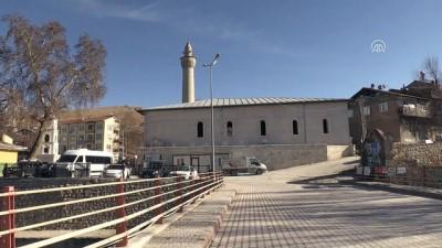 Ata yadigarı Osmanlı camisi yeniden ayağa kaldırılıyor - MALATYA