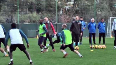 Aytemiz Alanyaspor'da Kasımpaşa maçı hazırlıkları - ANTALYA