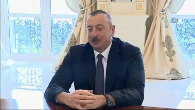 - Azerbaycan Cumhurbaşkanı Aliyev, TBMM heyetini kabul etti - TBMM heyeti Azerbaycan'da
