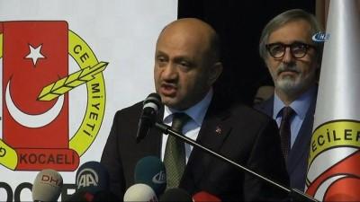 """Başbakan Yardımcısı Fikri Işık: """"Terör örgütleri ile işbirliği yapmak yılanla çuvala girmektir"""""""