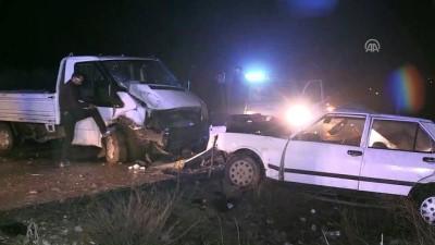Başkentte trafik kazası: 2 ölü, 4 yaralı - ANKARA