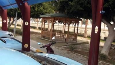 Belediye otoparkına terk edilen bebeğin ailesi bulundu