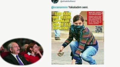 CHP İstanbul İl Başkanının attığı tweetler - TBMM