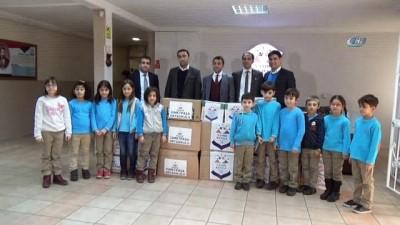 Düzce'den Diyarbakır'a eğitim yardımı