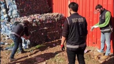 Hurda deposunda 38 bin 250 paket kaçak sigara ele geçirildi - ADANA