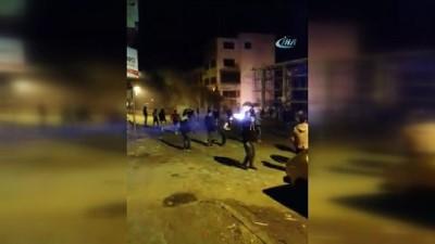 - İsrail Askerleri, Batı Şeria'da 6 Filistinliyi Yaraladı