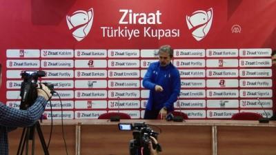 İstanbulspor - Fenerbahçe maçının ardından - Aykut Kocaman - İSTANBUL